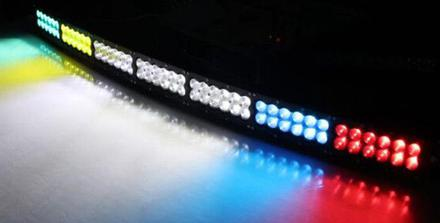 Led emergency vehicle lighting led work lights aloadofball Image collections